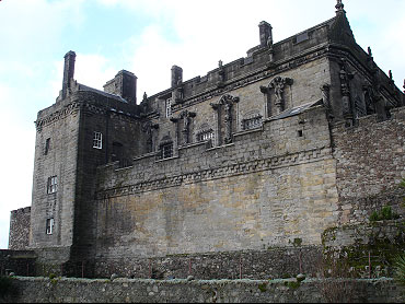 FEATURES-Stirling Castle Palace