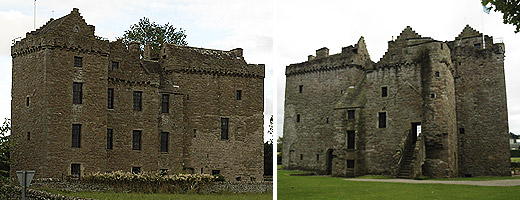 Huntingtower - Perthshire