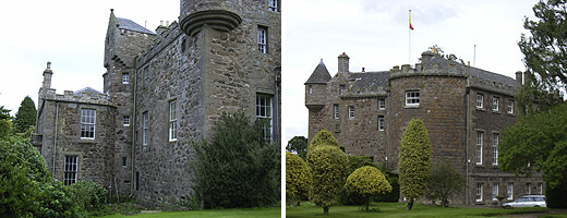 Megginch Castle - Perthshire