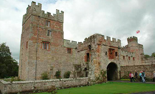 Naworth Castle Sep 2010