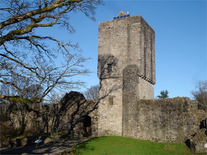 Mugdock Craigend Castle | Scottish Castles Association