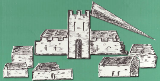 Annan Church drawing
