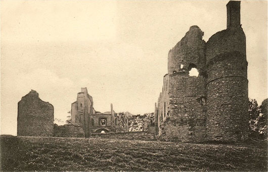 Boyne Castle in 1890