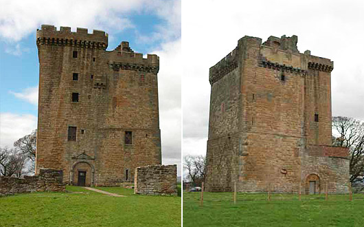 Clackmannan Tower Stirlingshire
