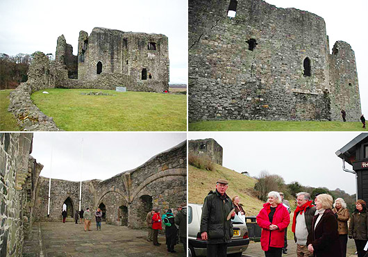 Dundonald Castle Trip Feb 2010