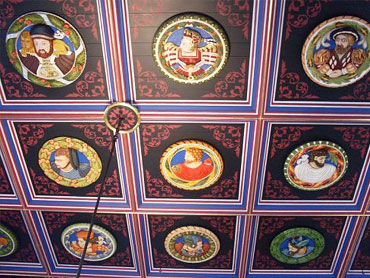 Stirling Castle Heads