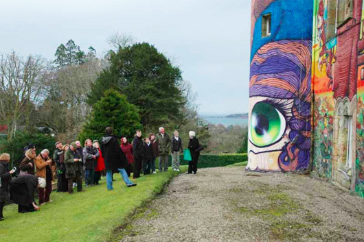 Kelburn Castle Feb 2012