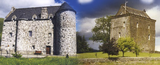 Lochhouse Tower - Kilmartin Castle