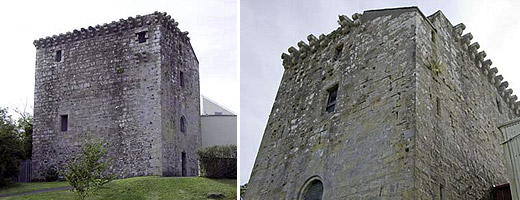 Mearns Castle