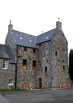 Old Sauchie Castle