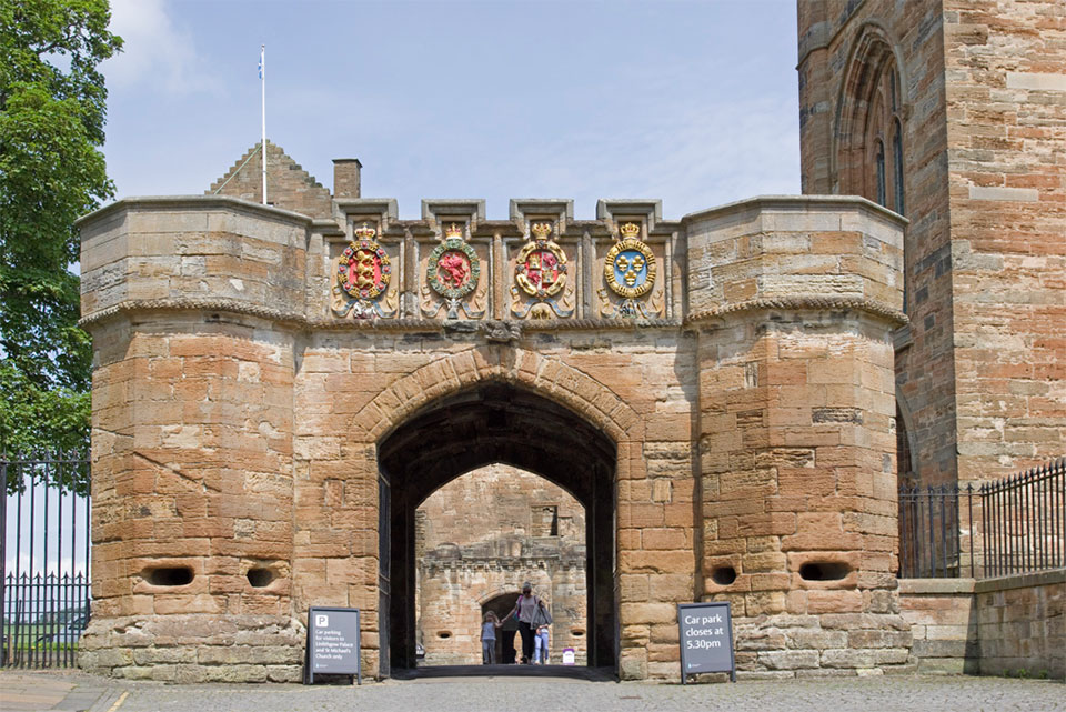 Palace Port Linlithgow