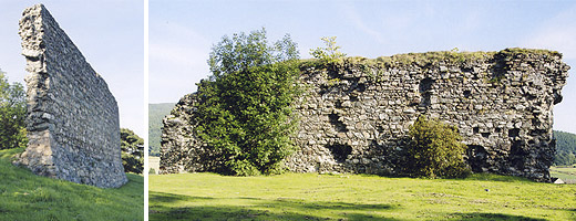 Rothes Castle