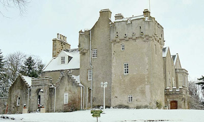 Westhall Castle