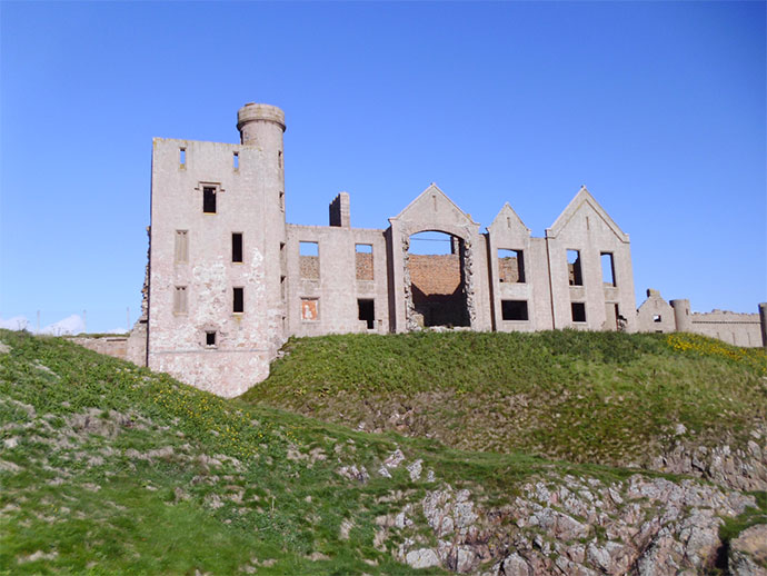 Slains Castle 2013